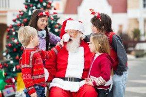 Toronto Santa Claus