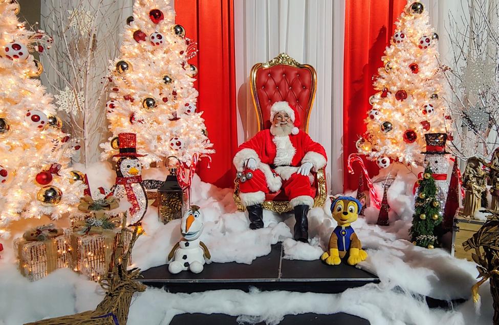 Santa Alfy Merry Christmas 2018